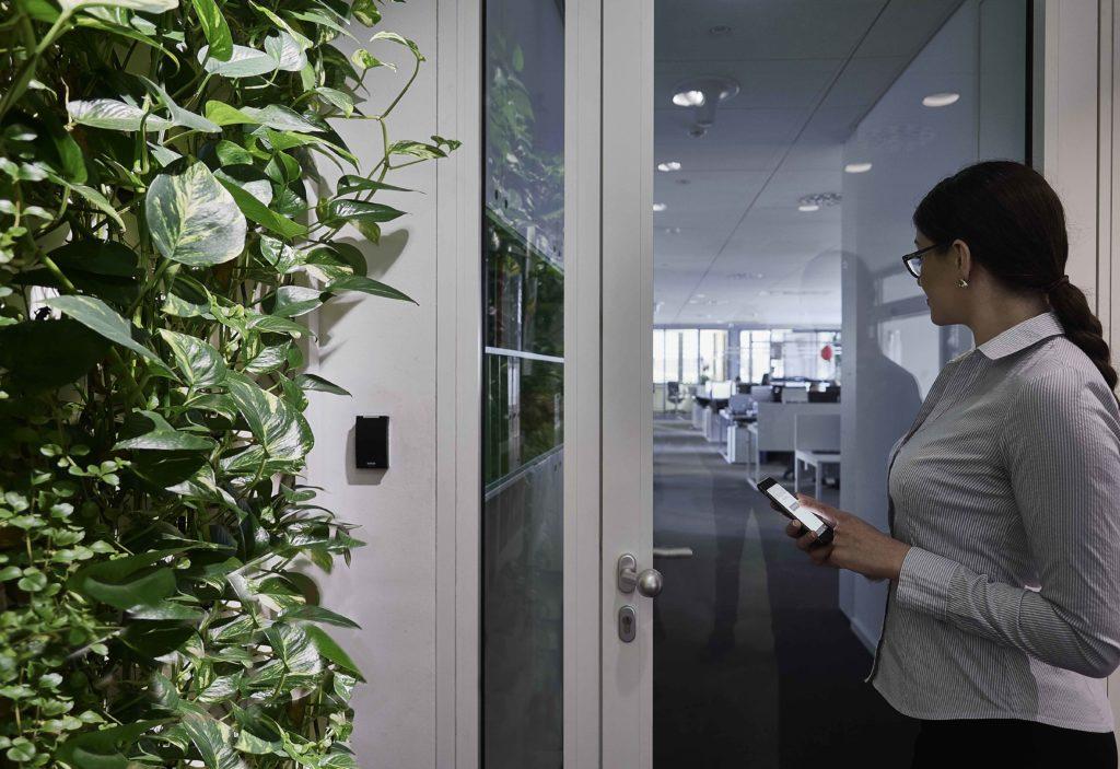 Social Distancing Access Control