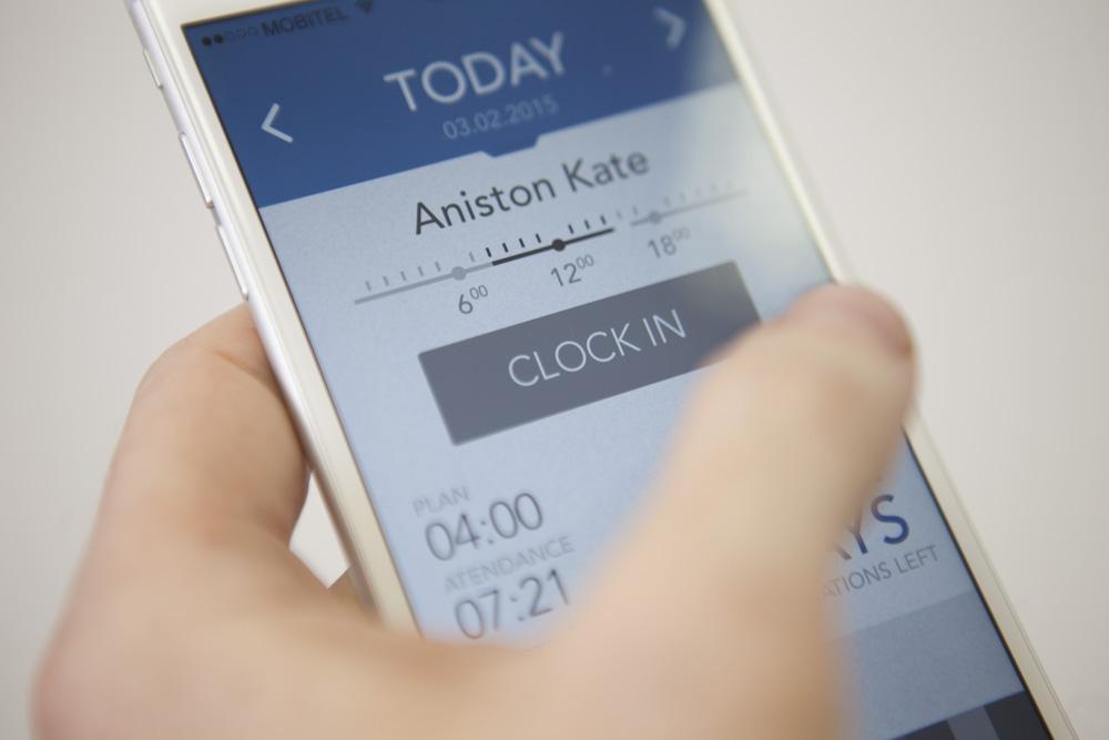 Mobile Clocking Healthcare